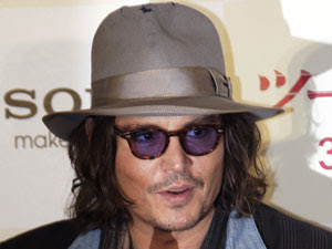 O ator Johnny Depp (Foto: AP)