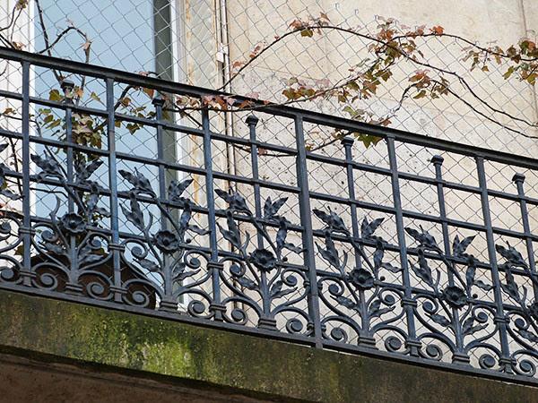 balcon art nouveau 2