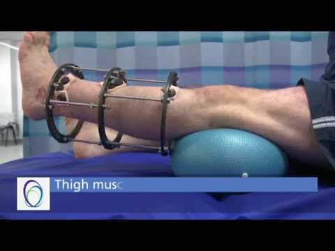 Affected person information: frames physiotherapy