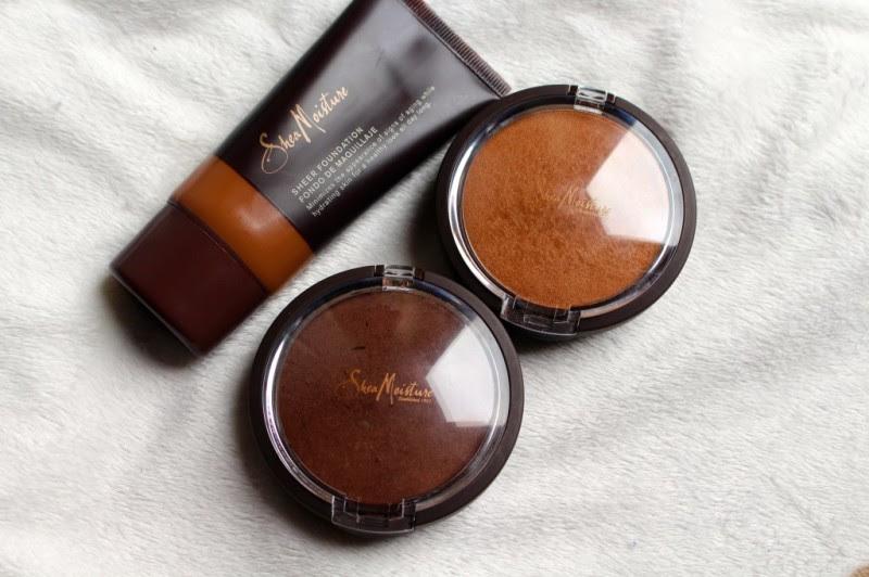 Shea Moisture Cosmetics Review & Swatches - Lisa a la mode