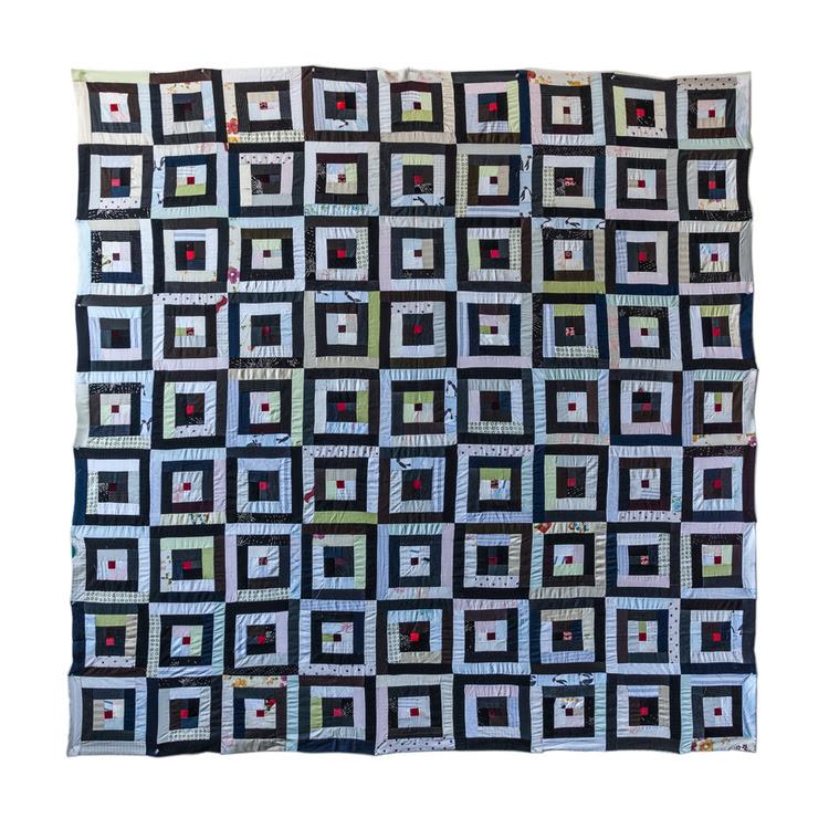 Каждый блок является обратным своих соседей, создает большое визуальное движение.&и nbsp;
