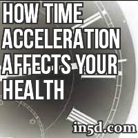 How Time Acceleration Affects Your Health