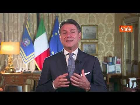 """Conte: """"Italia ha potenziale, dobbiamo osare e non accontentarci"""""""