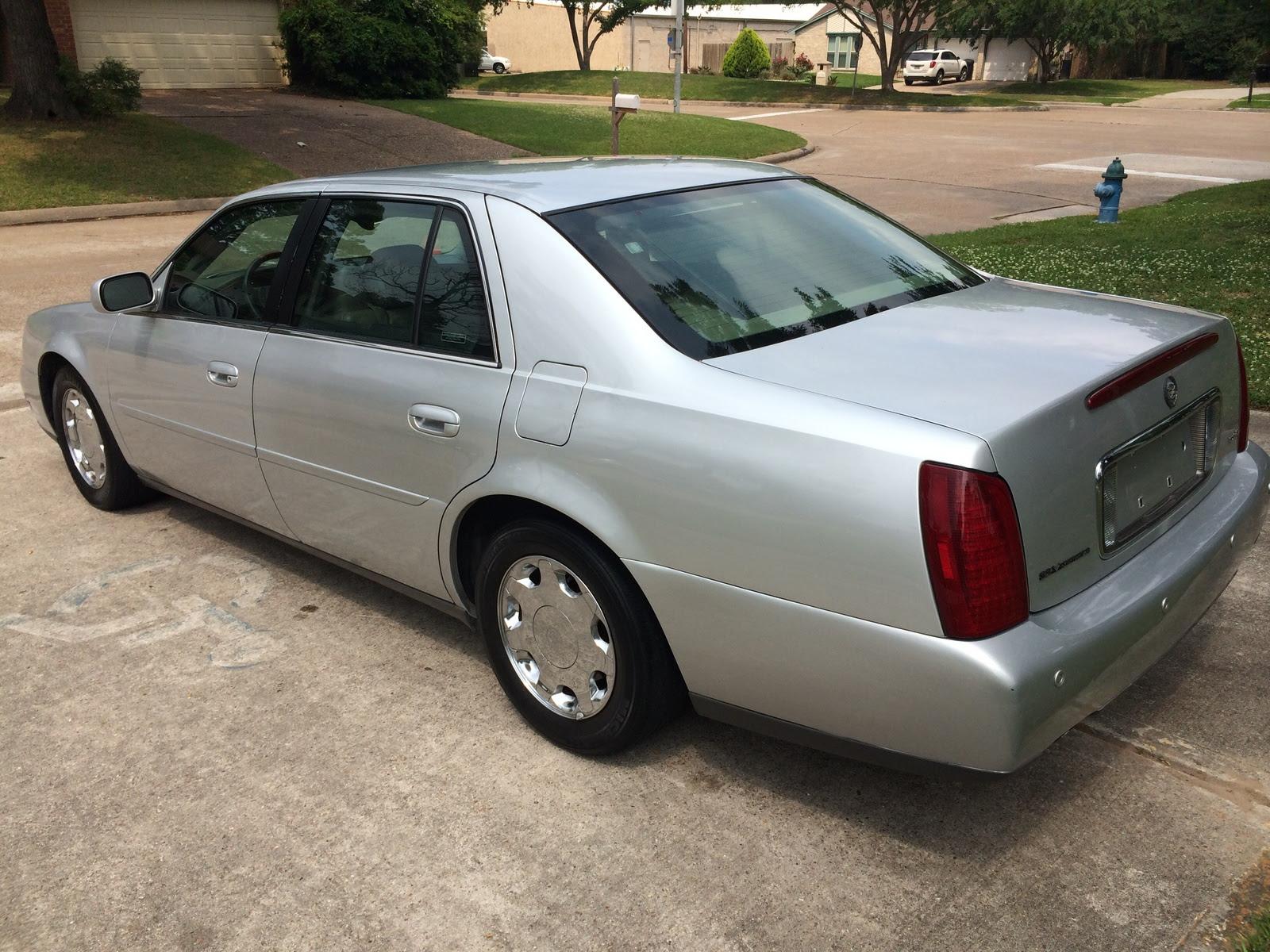 2000 Cadillac DeVille - Pictures - CarGurus