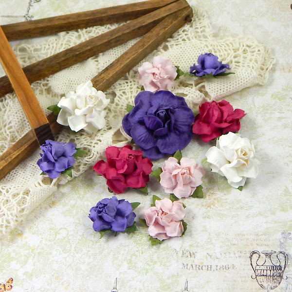 Flowers - Courtship Roses