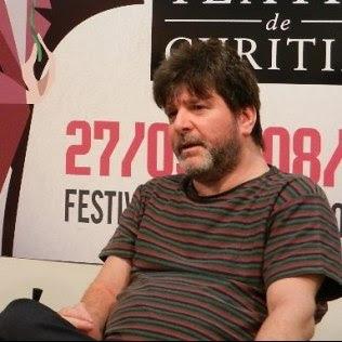 Escritor Marcelo Rubens Paiva