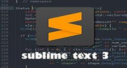 SublimeText 3 Build 3175 Full Crack