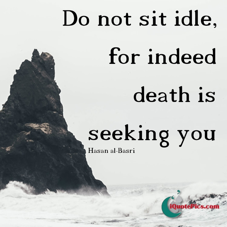 Death Islamic Quotes