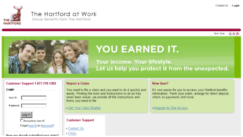 The Hartford Employee Account Login Insurance Claim Form And Phone Number Wink24news