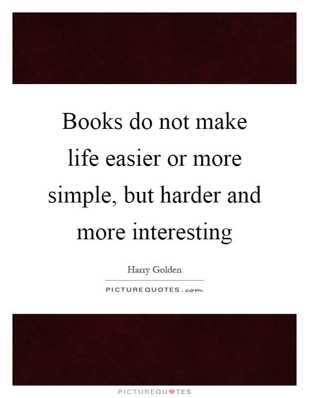 MAKE YOUR LIFE EASIER WITH ONLINE BOOKS