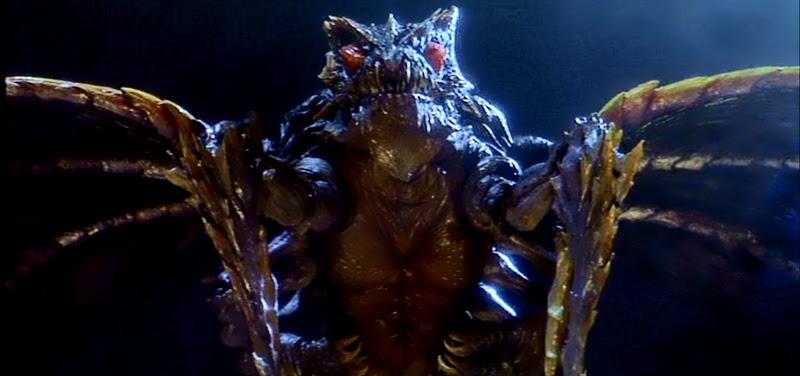 Godzilla vs. Megaguirus Adam Sahaba