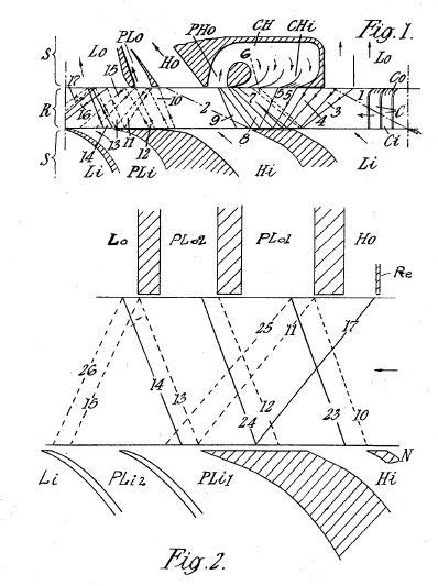 Ronald Pearson : Gas Wave Turbine -- Articles & Patents