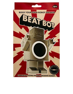 Image 1 of Beat Box Robot Speaker