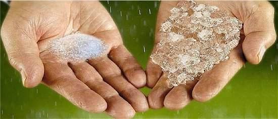 Chuva sólida: solução real para a seca, ou é só trovoada?