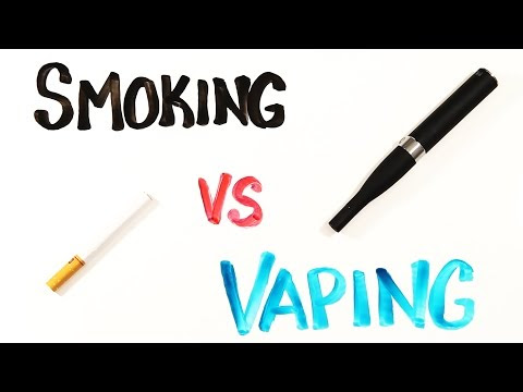 Are Vapes Better Than Cigarettes? -Assignment Help