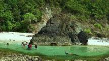 Salah Satu Wisata di Yepase, Pantai Wasu berada di Kampung Yepase, Kecamatan Deparre, Kabupaten Jayapura, Papua (al_joef/Instagram)