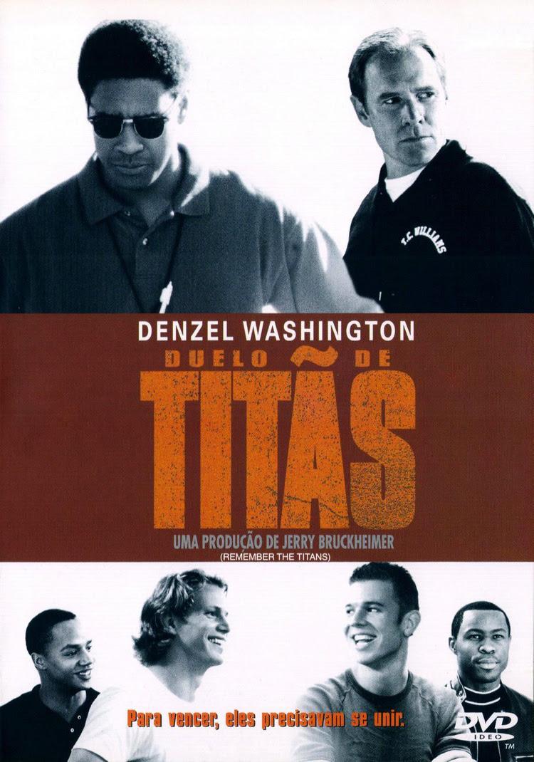 Resultado de imagem para DUELO DE TITÃS – Título original: Remember the Titans (2000)