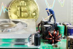 Cryptocurrency mining electrival cost