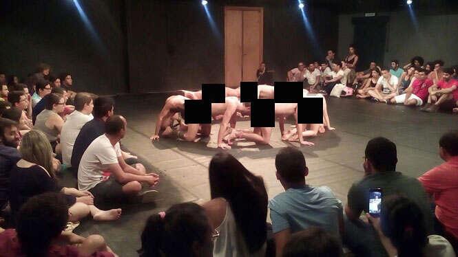 PEça de teatro vem causando polêmica