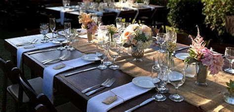 Easy Party Table Decoration Ideas « Bombay Outdoors