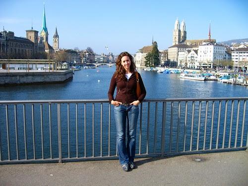Nicole in Zurich