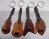 Gantungan Kunci  Aneka Gitar