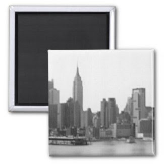 New York City Refrigerator Magnets
