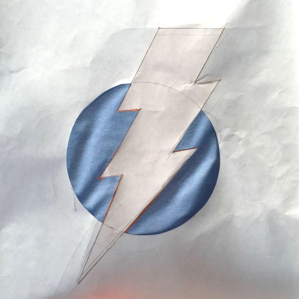 superhero step6