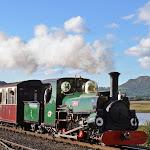 חווית רכבות הקיטור המדהימה של Porthmadog - וואלה!