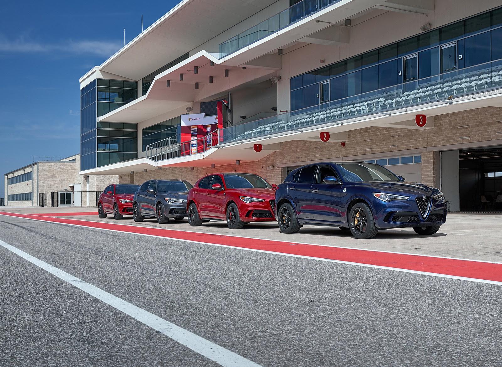 2018 Alfa Romeo Stelvio Quadrifoglio Wallpapers 87 Hd Images