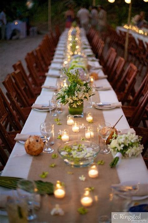 Best 25  Rustic wedding tables ideas on Pinterest