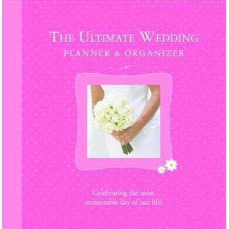 The Ultimate Wedding Planner & Organizer   Walmart.com