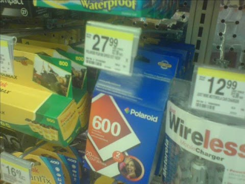 Do They Sell Polaroid Film At Walgreens