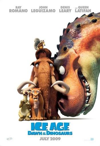 Ice Age: Dawn of the Dinosaurs 2009 Dual Audio ORG Hindi 480p BluRay 300MB ESubs
