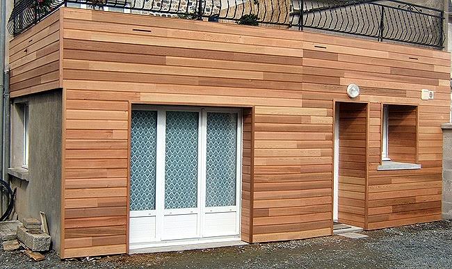 metroemofr bardage exterieur bois. Black Bedroom Furniture Sets. Home Design Ideas
