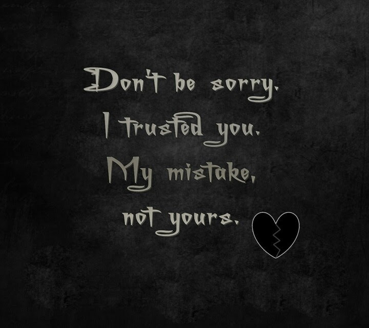 Quotes About My Mistakes 246 Quotes