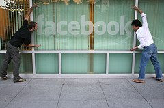 Twitter and Facebook Fight for TV Spots
