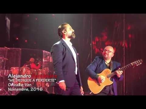 Alejandro fern ndez brasil alejandro fern ndez orizaba 2016 for Alejandro fernandez en el jardin lyrics