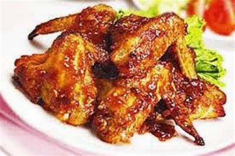 ayam bakar madu mabeles resepi sheila rusly