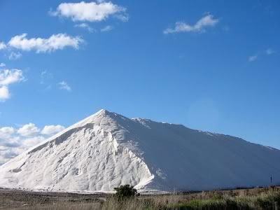 A Hefty Pinch of Salt