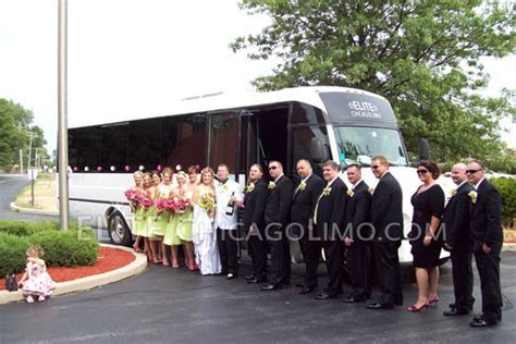 On Weddings and Party Buses ? Chicago Limo Blog