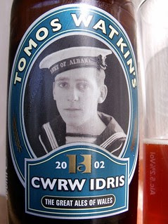 52 beers 4 - 49, Tomos Watkin, Cwrw Idris, Wales