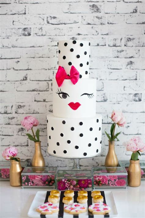 Throw A Kate Spade Inspired Bridal Shower of Bachelorette