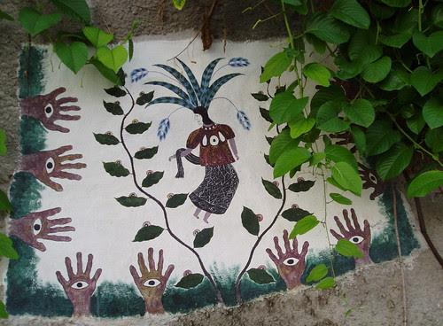 Eden mural 1
