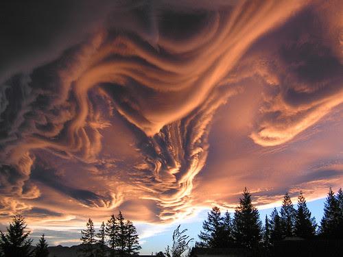 Canterbury Arch or Asperatus Cloud? por wittap