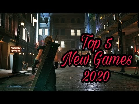 Top 5 new games 2020, top 5 new games