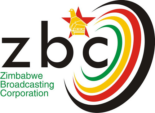 Zimbabwe Broadcasting Corporation logo. Many employees of the state-controlled agency have gone for months without pay. by Pan-African News Wire File Photos