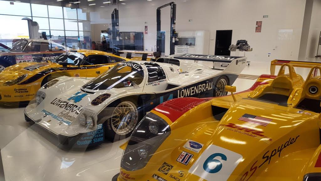Penn Club Of Los Angeles Porsche Experience Center Tour