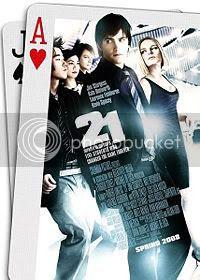 21 Tease Poster