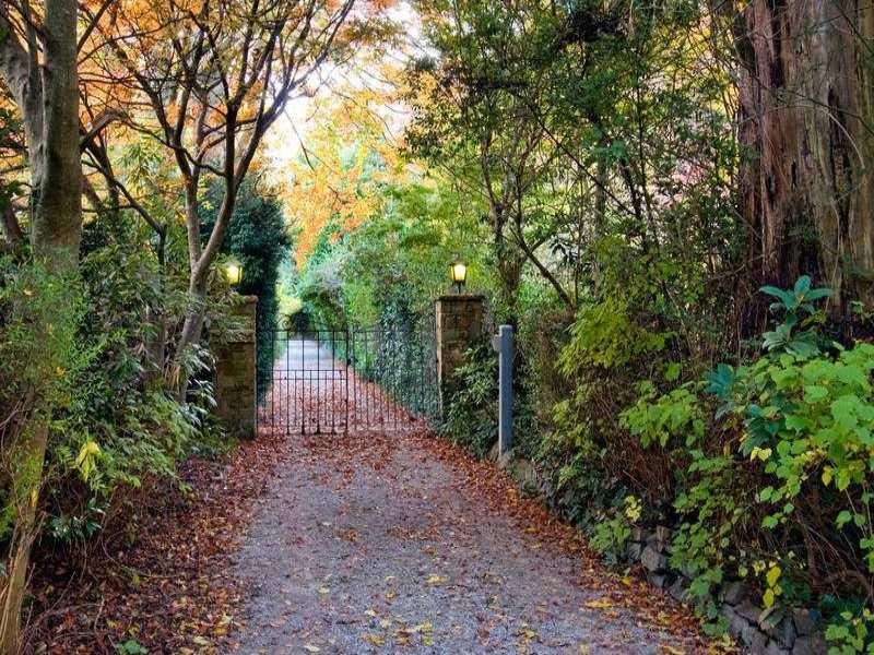 Mawarra entrance, Sherbrooke